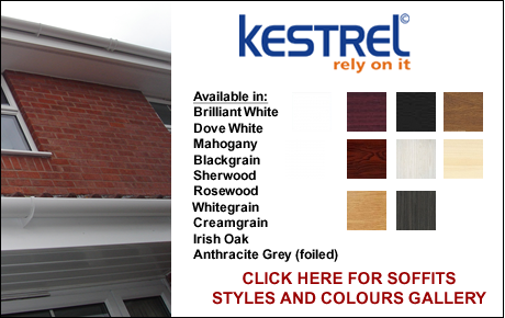 Kestrel Soffit Board Gallery